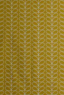 Design Orla Kiely Lineare Staminali Tarassaco Cotone Tenda F