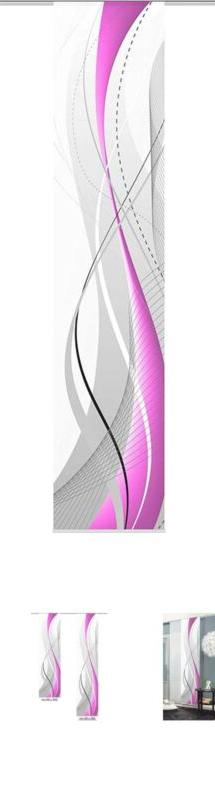 Home Fashion 87152–763H: 300X B: 60Cm Tenda A Pa