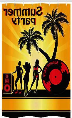 Spiaggia Tenda da doccia stall Partito Ragazze Vinyl Record