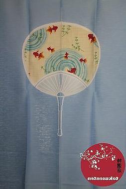 Noren Giapponese Sensu Ventaglio Traditional Cuntas Iompail