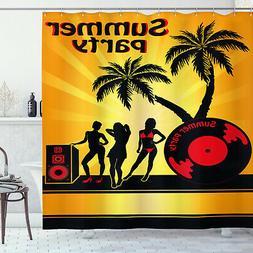 Spiaggia Tenda da Doccia Partito Ragazze Vinyl Record