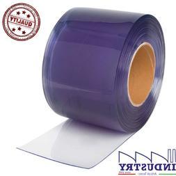 Strisce teli PVC per tenda spessore 2mm Trasparente Largh.20